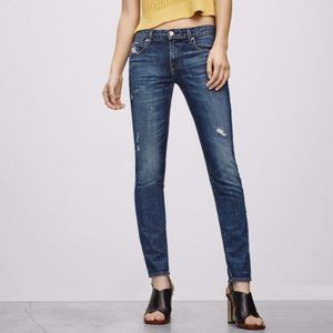 Aritzia The Castings Slim Boyfriend Kielder Jeans